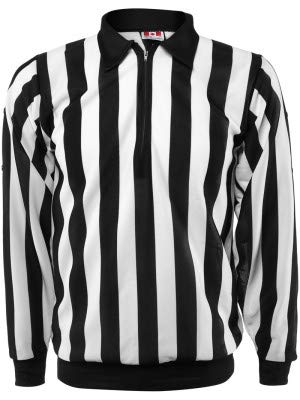 CCM 150 Official Hockey Referee Jersey, (Adult Small)