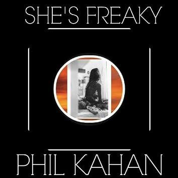 She's Freaky (feat. Syd Everatt)