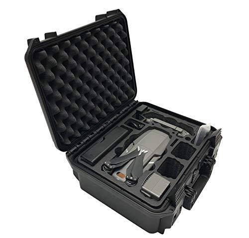 XTREME Outdoor Koffer für DJI Mavic 2 Pro/Zoom mit Inlay für Fly More Kit, bis zu 4 Akkus und viel Zubehör | wasserdicht IP67 (Koffer)