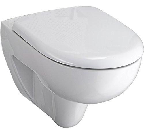 Ceravid Keramag Classic Tiefspül-WC 4,5/6l, wh, im Set C02000000
