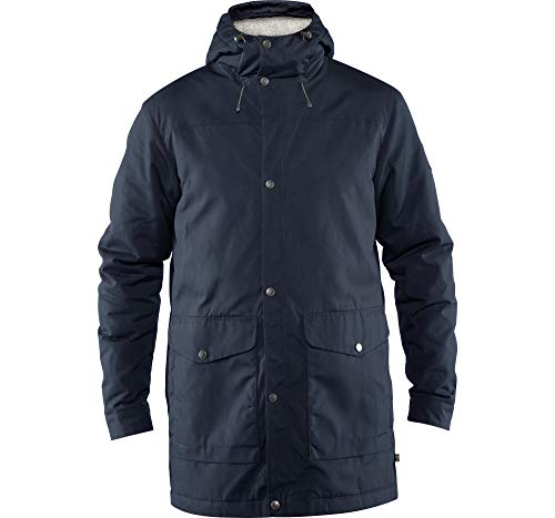 Fjallraven Herren Greenland Winter Parka M Sport Jacket, Night Sky, XXL
