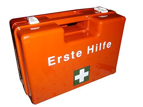 Leina-Werke 38051 Maxi Erste-Hilfe-Fall, ÖNORM Z 1020 Typ II, Orange