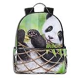Animal Artistic - Hamaca para bebé, diseño de Panda