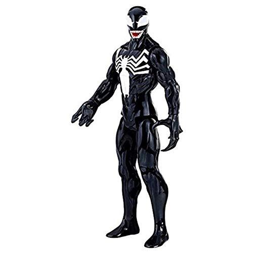 DEERO 30cm Marvel Superhéroes Vengadores Endgame Thanos Hulk Capitán América Thor Lobezno Venom Figuras De Acción De Juguete Muñeca para Chico (A no Box)