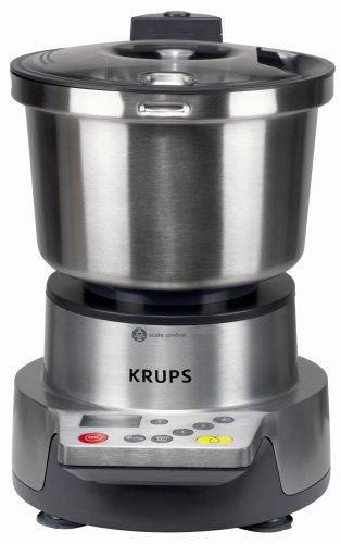 Krups KA 850D Küchenmaschine Prep Expert Serie 8000 Testmagazin Urteil Gut 01/2010