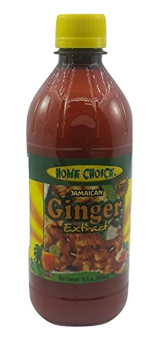 Jamaican Pure Ginger Extract 16 oz