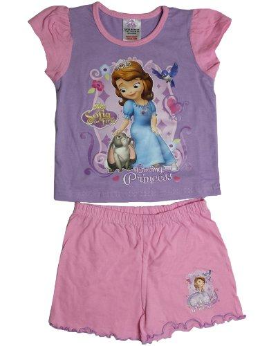 Disney Mädchen Sofia die Erste Shortie Pyjama 18-24 Monate
