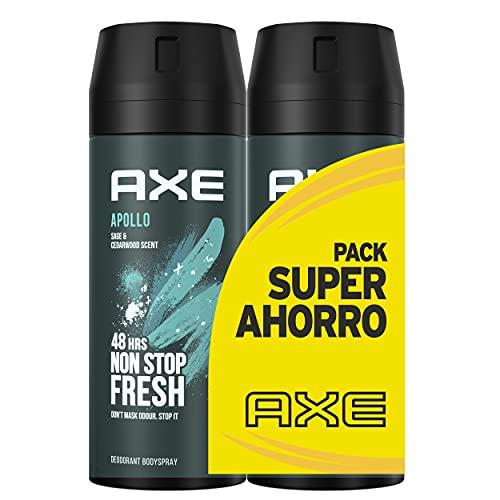 Axe Axe Duplo Ahorro Ollo Rock - Desodorante 2 X 150 Ml 260 g