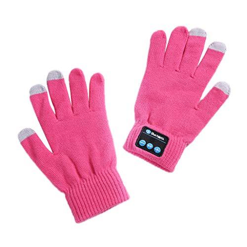 Haptian Bluetooth-handschoenen, draadloze bluetooth-handschoenen, winterhandschoenen, touchscreen
