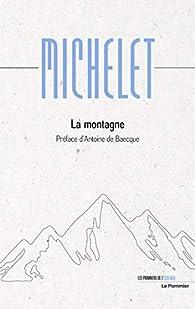 La Montagne par Jules Michelet