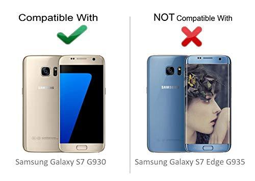 Asesino Akku kompatibel mit Samsung Galaxy S7 (3000mAh) Batterie enthält Kleber + Ersatz-Toolkit für EB-BG930ABE G930V G930A G930T G930P G930F [18 Monate Garantie]