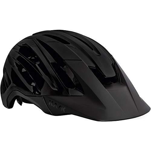 Kask Caipi Fahrradhelm für Erwachsene, Unisex, Schwarz, matt, Größe L