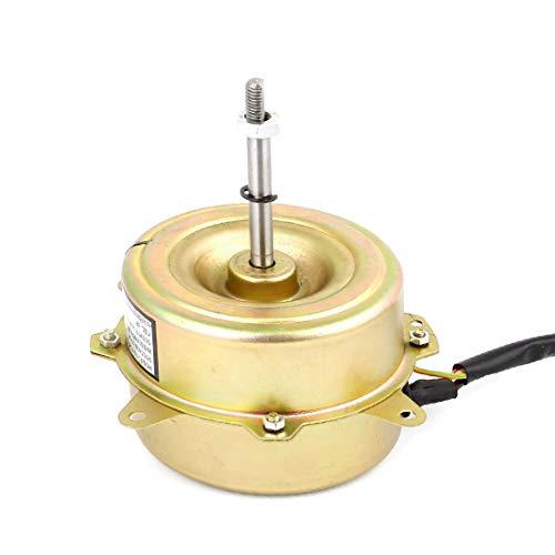 New Lon0167 Motor de Destacados ventilador del condensador eficacia confiable del aire (Entrega dentro de 15-25 días) acondicionado de YDK-25-6 25W 220V para Mitsubishi(id:743 a5 0d 643)