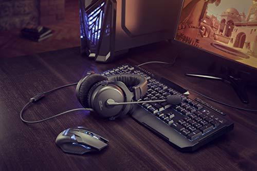 beyerdynamic MMX 300 Premium Over-Ear Gaming-Headset (2nd Generation) mit Mikrofon. Geeignet für PS4, XBOX One, PC, Notebook