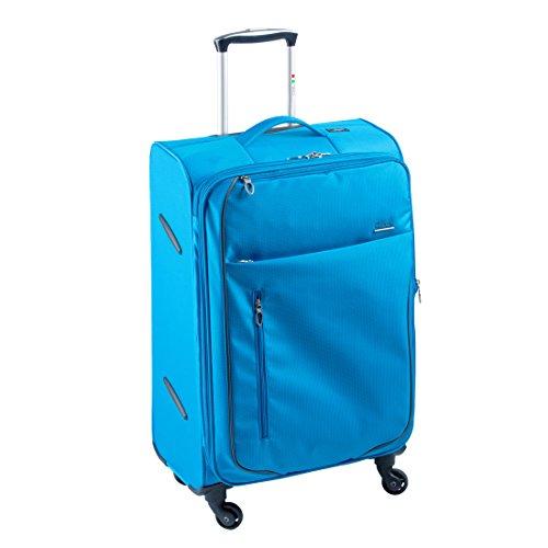 Trolley medio 4R Esp. - Meta (SCUBA BLUE)