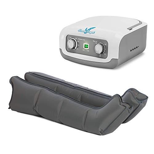 VENEN ENGEL ® Druckwellen Massage-Gerät :: gleitende Massage mit 4 Luftpolstern :: Einfachste Handhabung & Top-Service (Generalüberholt)