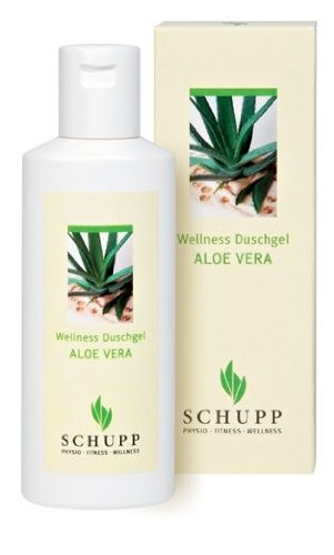 Schupp Wellness Gel Daloe Vera, 200 Ml