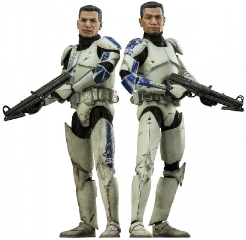 Sideshow Collectibles Mastab 1  6Clone Troopers Echo und 5Figur