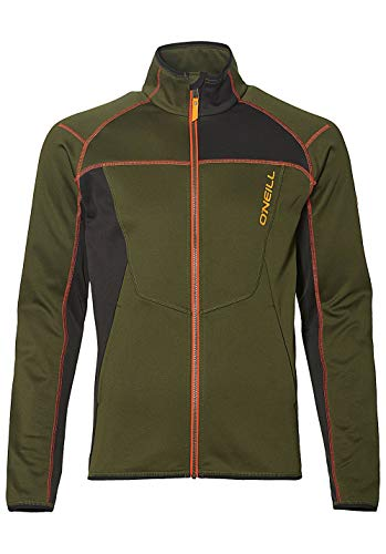 O'Neill Herren Fleecejacke Tuned Jacket Shirts, Forest Night, S