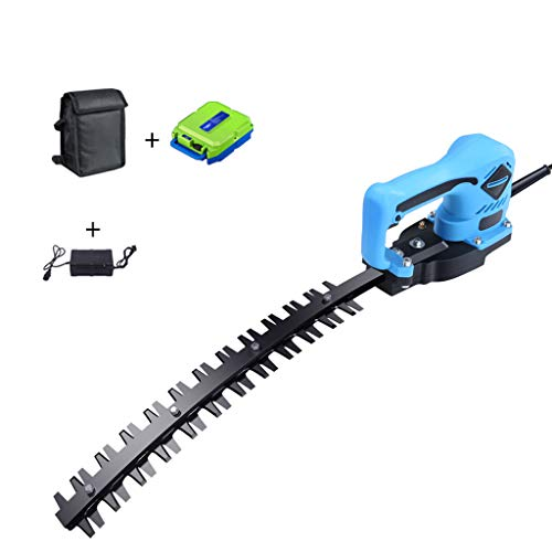 Buy Discount Hedge Trimmer Electric Hedge Trimmer Single Hand-held Trimmer Pruning Shears Rechargeab...
