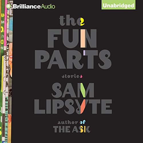 The Fun Parts  By  cover art