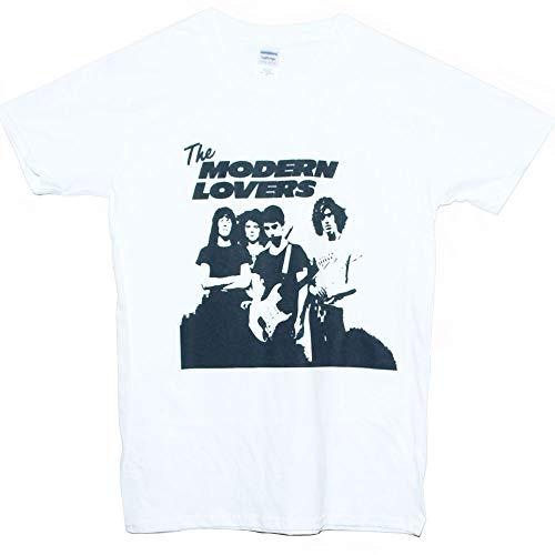 De moderne liefhebbers T Shirt Garage Punk Rock pratende hoofden Iggy Pop Band Tee