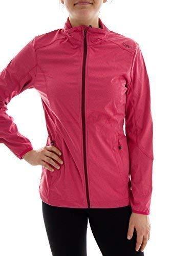 CMP Veste softshell Veste fonctionnelle veste d'extérieur Rose Vent Protect Taille 383a62356m