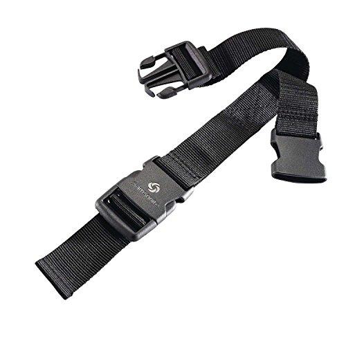 Samsonite Add-a-Bag Strap, Black, One Size