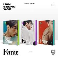 [ ランダム発送 ] HAN SEUNG WOO - 1ST MINI ALBUM [ Fame ] ハンスンウ アルバム 韓国盤