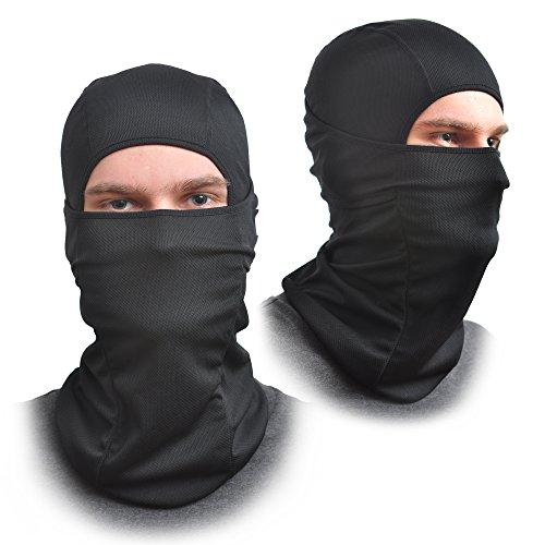 AFA Tooling [2 Unidades] máscara de pasamontañas – Talla única para Todos los Tejidos elásticos