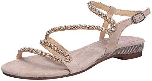 Lazamani dames sandaal beige