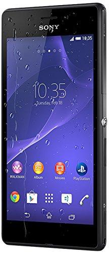 Sony Vodafone Sony Xperia M2 Aqua -schwarz-