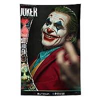 タペストリー Joker タペストリー 壁掛け おしゃれ 布ポスター インテリア ウォールアート 窓カーテン 壁掛け布 装飾布 多機能壁掛け 模様替え 部屋 150*100cm
