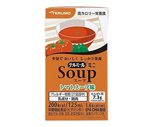 テルモ テルミールミニSOUP トマトスープ味 24本入り 7-9021-01