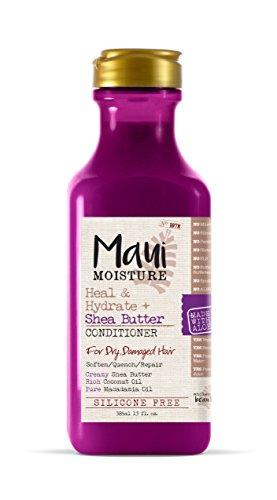 Maui Moisture Shea Butter Conditioner, 385mL