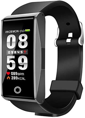 Activity Tracker Fitness Herzfrequenzmesser Schlafmodus Multi-Sport-Modus Fahrradmodus Sports Watch Grey