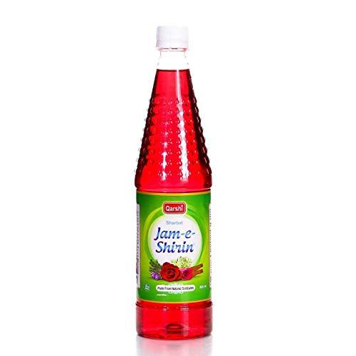 Qarshi Jam e Shirin Herbal Beverage - 800ml - A tasty, refreshing and efficacious drink.