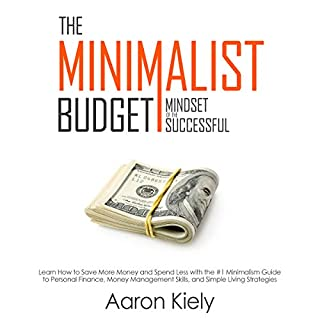 The Minimalist Budget: Mindset of the Successful cover art