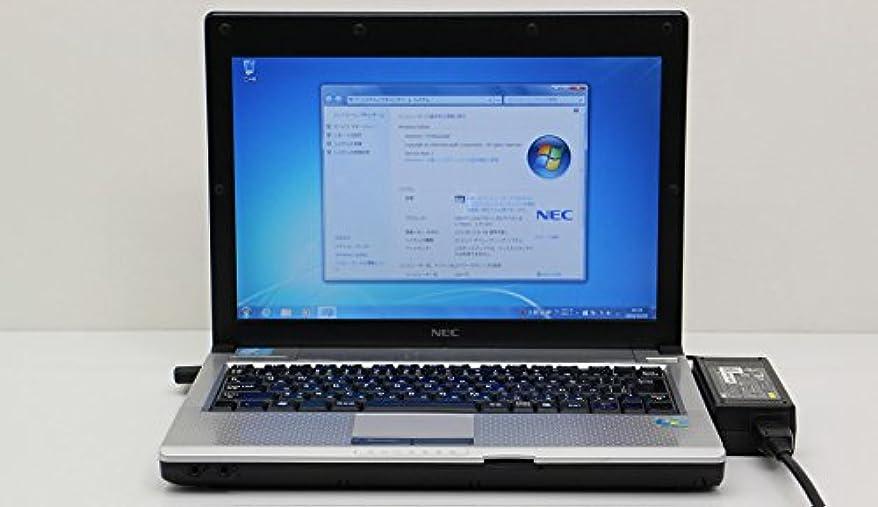 ひまわり先入観すごい【中古】 NEC PC-VK17HBBCD Core i7 2637M/4GB/250GB/12.1W/Win7