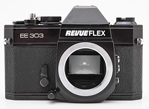 RevueFlex EE 303 Revueflex EE Gehäuse Body SLR Kamera Spiegelreflexkamera