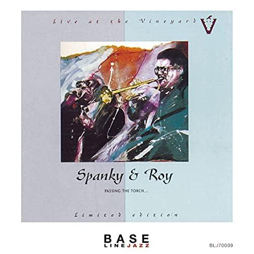 Spanky Davis & Roy Eldridge