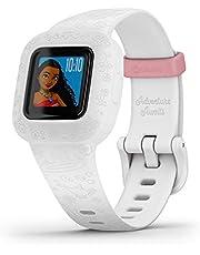 Garmin Vívofit Jr.3 Smart-armband voor kinderen, Disney prinsessen, leeftijd 6 +, 010-02441-12, Wit