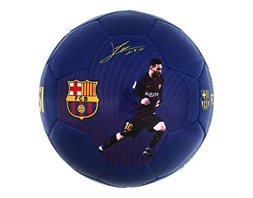 Fußball Barca – Lionel Messi – Offizielle Kollektion FC Barcelona – Größe 5