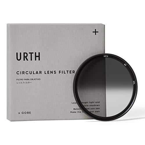 Urth x Gobe 62 mm Grauverlaufsfilter Hard ND8 GND Filter (Plus+)