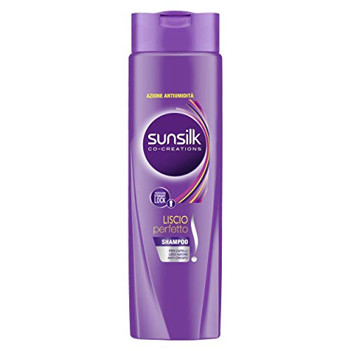 Sunsilk Glatt Perfetto Shampoo, 250 ml