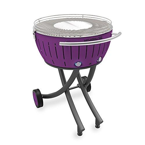 LOTUSGRILL LOLG-LI-600, Purple, XXL, 78x78x48 cm