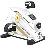 Afully Home use Indoor Exercise Bike Mini White Quiet (D8210)