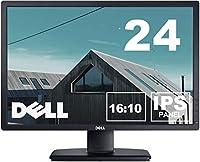 Dell 24インチワイドLED液晶モニタ U2412M IPSパネル 1920x1200 16:10 画面回転 高さ調整(整備済み品)