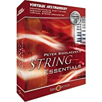 Best Service Peter Siedlaczek's String Essentials Virtual Instrument/レコーディング/音楽ソフト【並行輸入品】