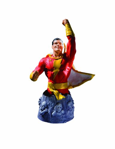 DC Direct Heroes of the DC Universe: Shazam - Bust image
